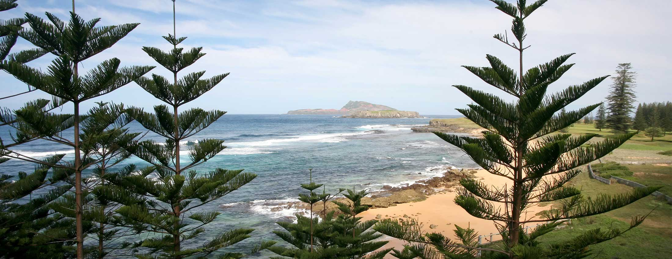Success on Norfolk Island