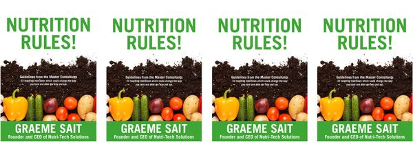 'Nutrition Rules!' by Graeme Sait – FREE