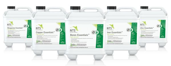 New Product Range: Organic Trace Essentials™