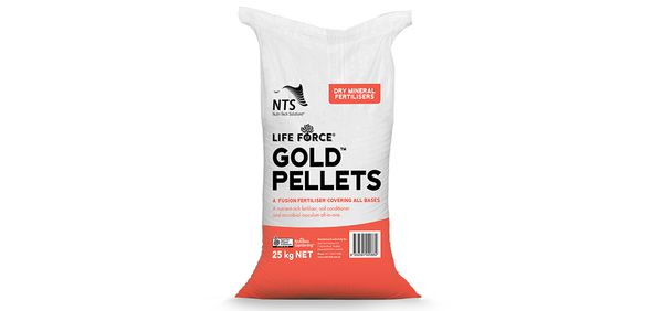 Exciting New Update for NTS Favourite - Introducing Life Force® Gold™ Pellets